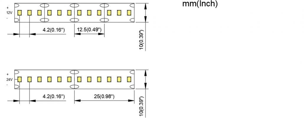 2216 240LED 10MM PCB 1