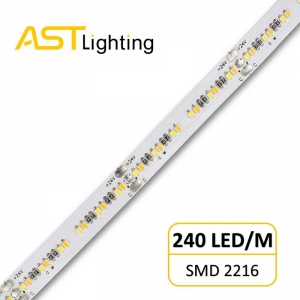 2216CCT240LED22W1224V10mm 1
