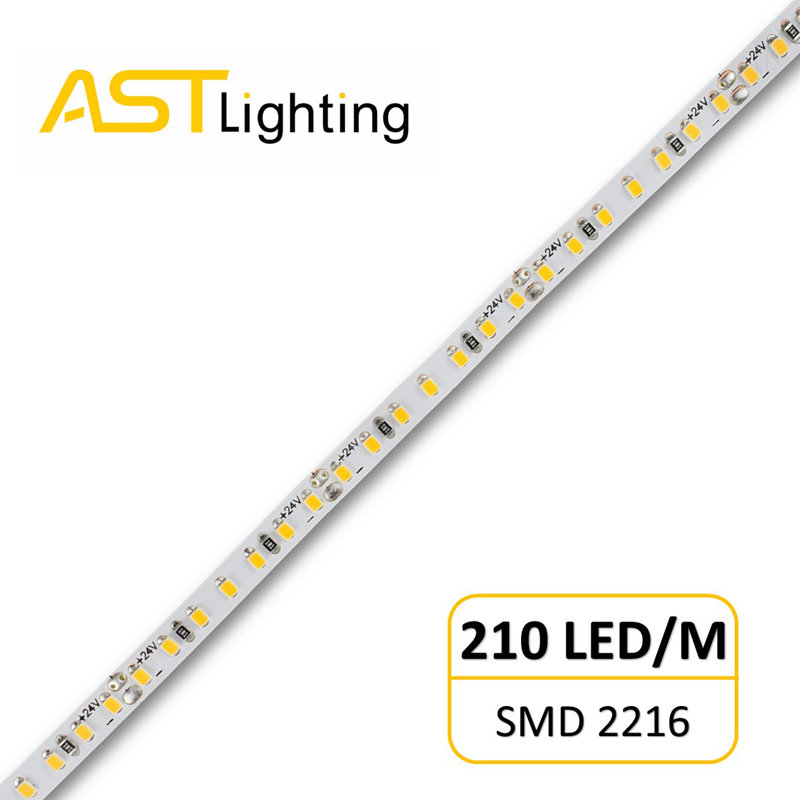 2216Slim210LED8.64W24V5mm 1
