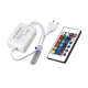 color changing RGB color controller 2835 5050 220vac led strip china factory 1