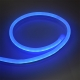 neon blue color 2835 5050 220vac led strip china factory 2