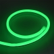neon green color 2835 5050 220vac led strip china factory 2