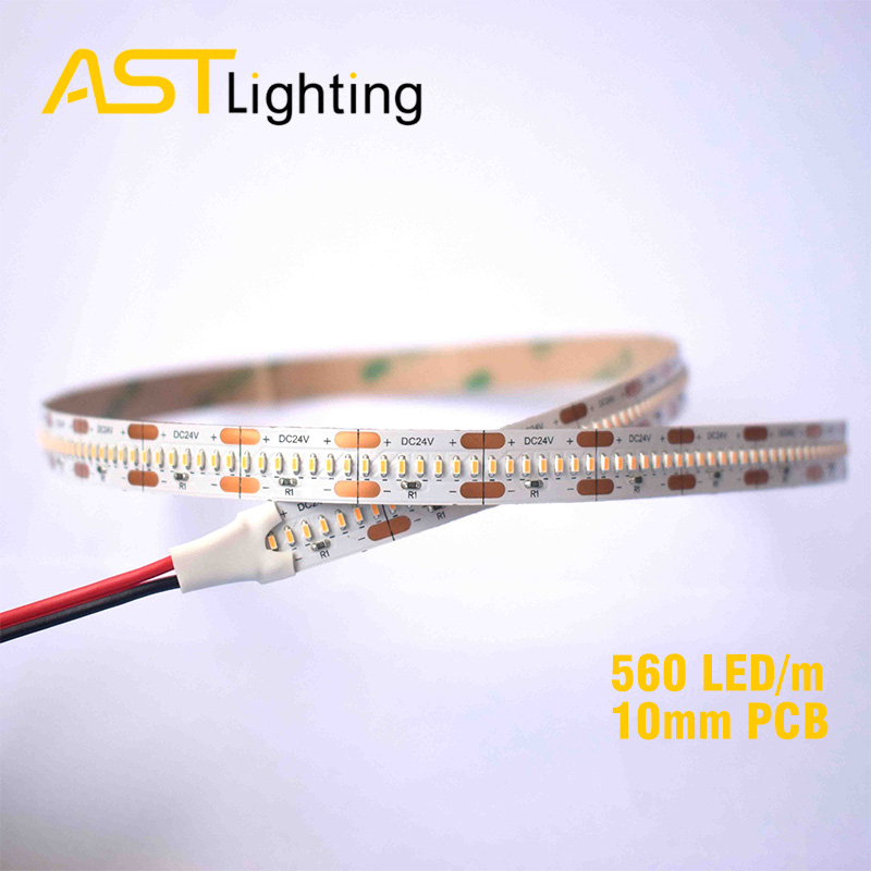 HD 1808 560 24 10 2 led strip china factory high bright