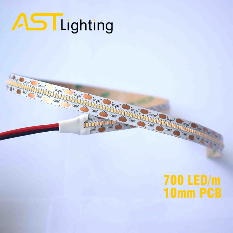 HD 1808 700 24 10 2 led strip china factory high bright