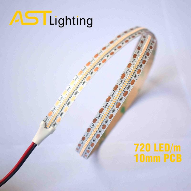 HD 1808 720 24 10 2 led strip china factory high bright 1