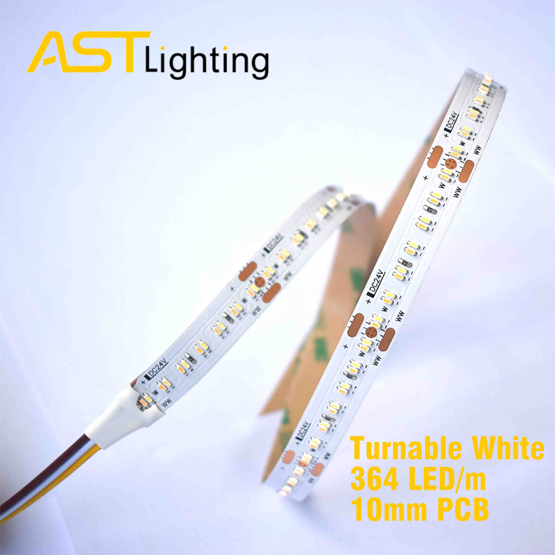 TW 1808 364 24 10 2 led strip china factory high bright