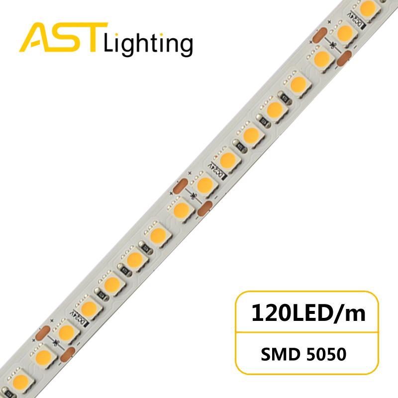 MN 5050 120 24 12 high density led strip china factory high bright5