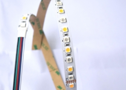 RGBW 5050 96 24 12 dynamic color led strip china factory high bright6
