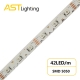 ST 5050 42 12 12 RGB s type bentable led strip china factory high bright5