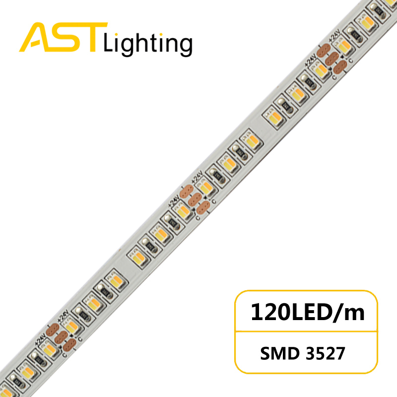 TW 3527 120 24 10 dynamic color led strip china factory high bright5