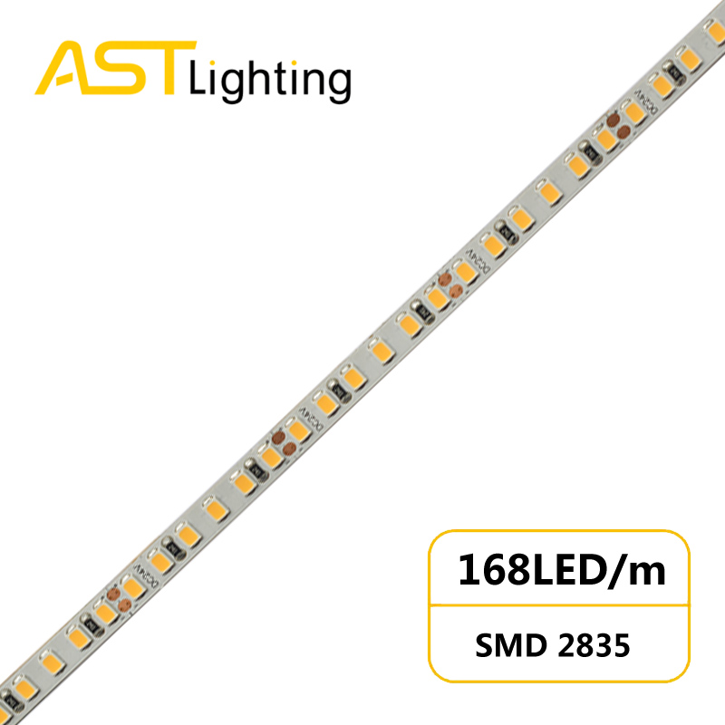 US 2835 168 24 6 slim led strip china factory high bright5
