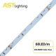 MN 3014S 60 24 8 led strip china factory side view warmwhite dimable