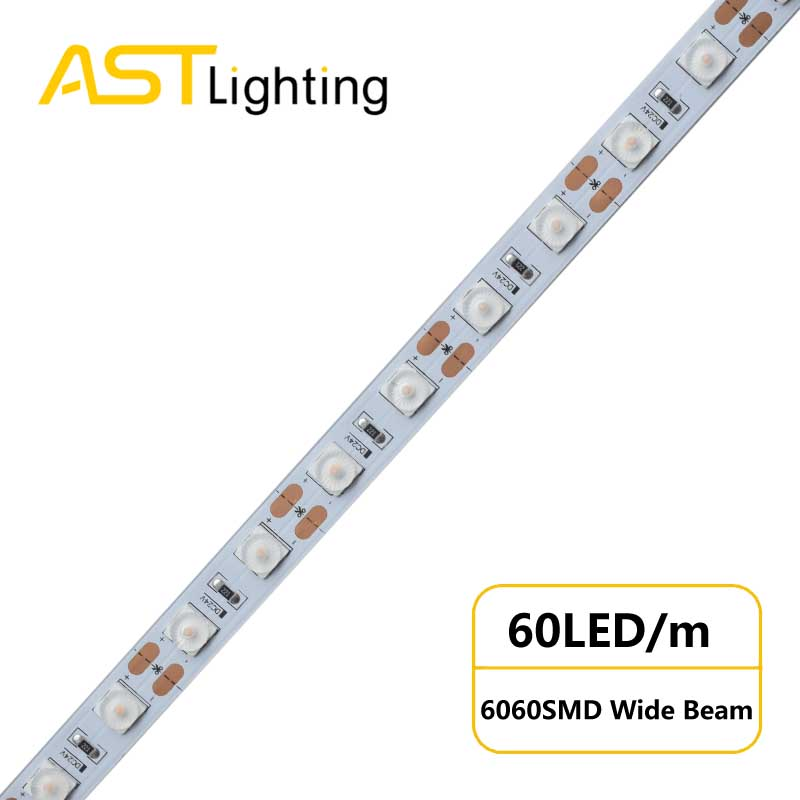 MC 6060 60 24 10 high bright China factory high efficiency led strip 1