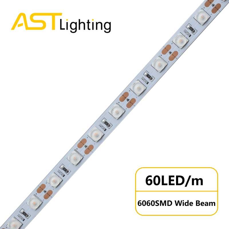 MC 6060 60 24 10 high bright China factory high efficiency led strip