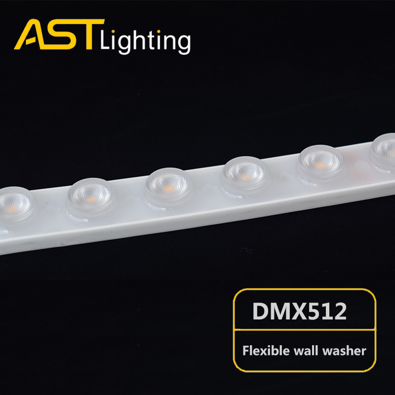 AST WL5050L 36 24 IP67 DMX512 RGB color led wall washer light led linear washer light China manufacturer supplier