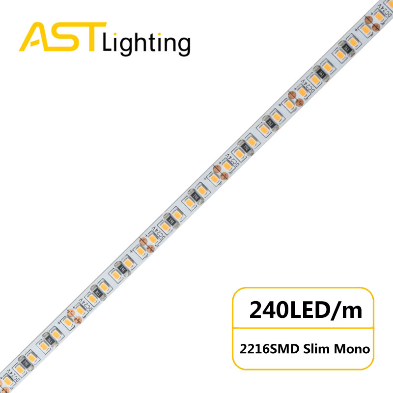 MN 2216 240 24 5 water proof led strip ip67 china factory