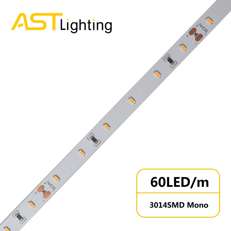 MN 3014 60 24 8 water proof led strip ip67 china factory