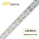 MN 5050 120 24 20 water proof led strip ip67 china factory