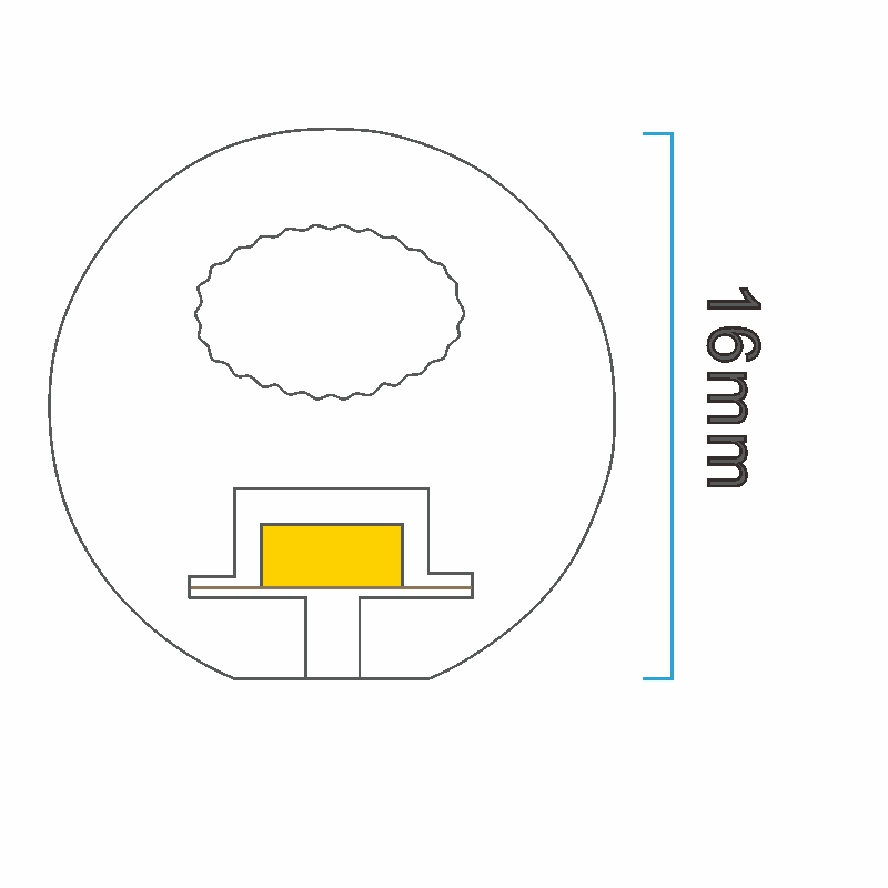 D16 ICON drawing LED neon light China factory lighting solution LED strip light manufacturer project led light solution UV proof waterproof outdoor neon lighting LED neon lighting sign