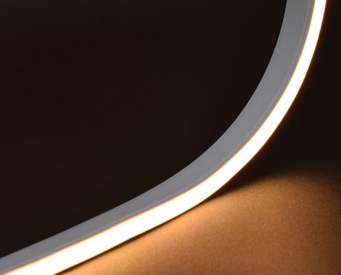 NS0612B LED neon light China factory lighting solution LED strip light manufacturer project led light solution