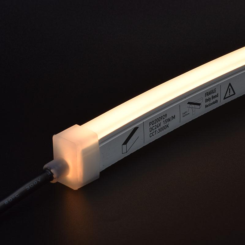 NS1018B LED neon light China factory lighting solution LED strip light manufacturer project led light solution