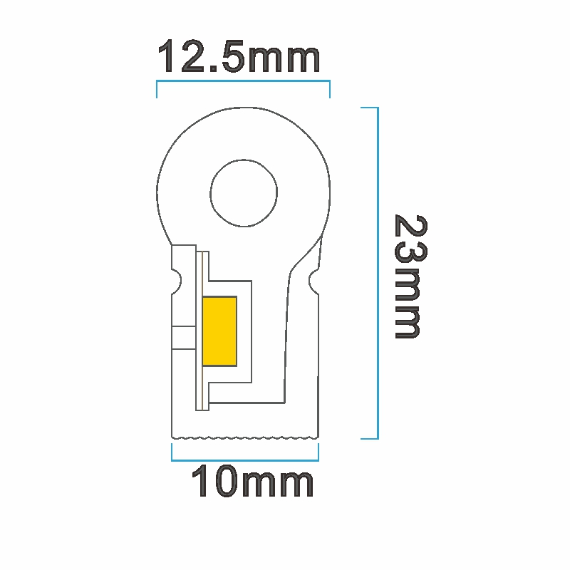 NS1023 ICON drawing LED neon light China factory lighting solution LED strip light manufacturer project led light solution UV proof waterproof outdoor neon lighting LED neon lighting sign