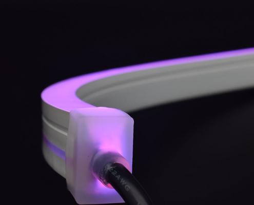NS1220B LED neon light China factory lighting solution LED strip light manufacturer project led light solution