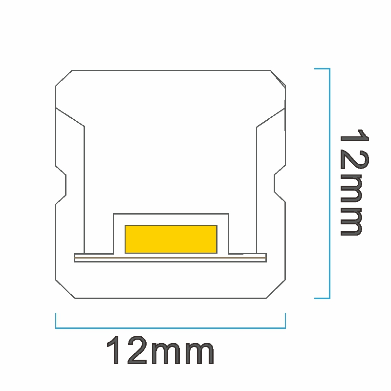 NT1212 ICON drawing LED neon light China factory lighting solution LED strip light manufacturer project led light solution UV proof waterproof outdoor neon lighting LED neon lighting sign