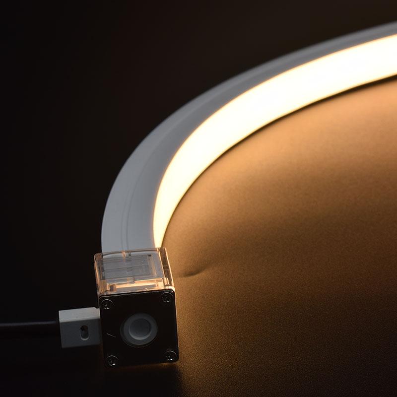 NT1615 LED neon light China factory lighting solution LED strip light manufacturer project led light solution