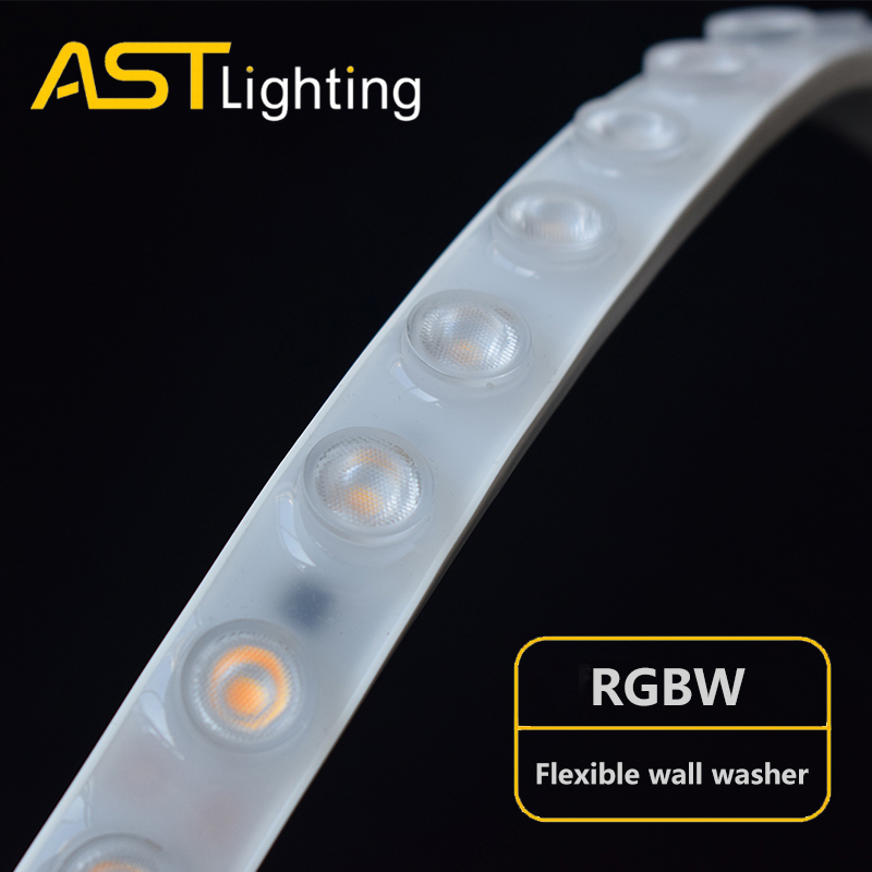 AST WL5050L 42 24 IP67 RGB RGB color led wall washer light led linear washer light China manufacturer supplier