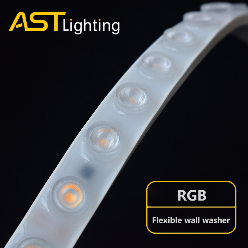 AST WL5050L 42 24 IP67 RGB RGBW color led wall washer light led linear washer light China manufacturer supplier 1
