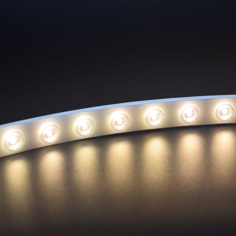 WLMONO Light effect 2835 LED single color flexible wall washer light TPU material IP67 waterproof LED strip